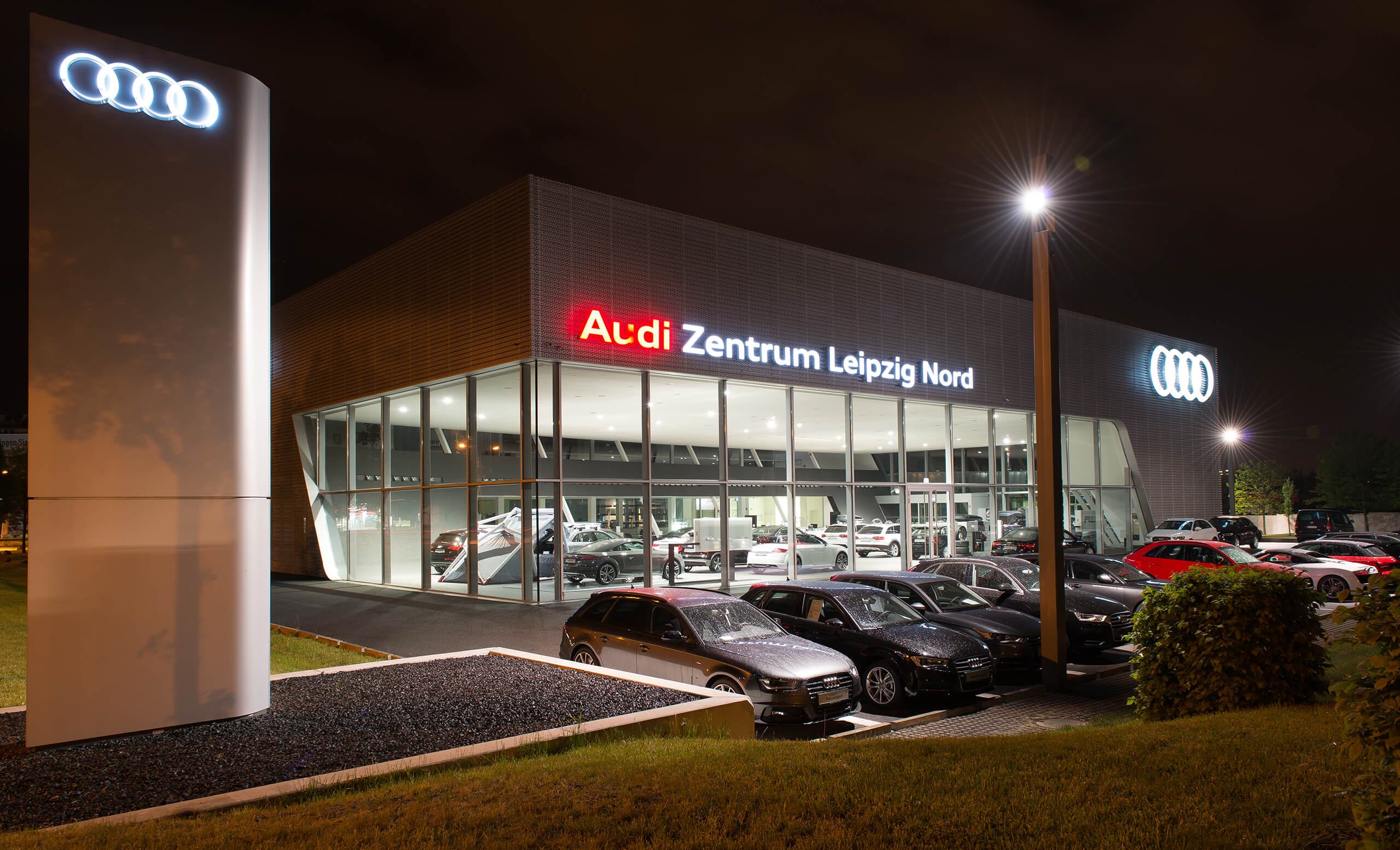 audi zentrum leipzig nord joizta langbecker. Black Bedroom Furniture Sets. Home Design Ideas